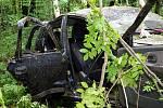 Ke smrtelné nehodě došlo u Kladna na Hlinecku. Vyhasly při ní dva životy.