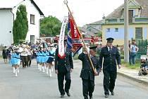 Sbor dobrovolných hasičů Morašice na Chrudimsku.