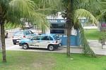 Policejní stanice.