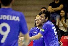 Futsalisté Era-Packu Chrudim museli dvakrát dohánět soupeře.