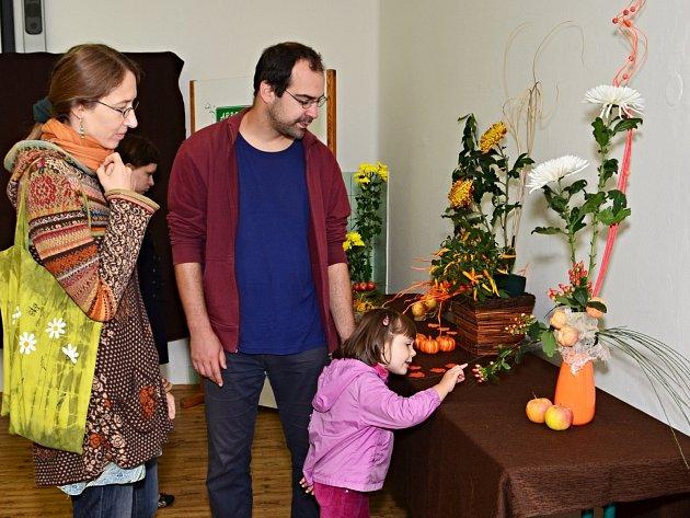 18. ročník podzimní výstavy ve Středním odborném učilišti včelařském včelařském vzdělávacím centru v Nasavrkách.
