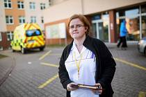 Oceněná sociální pracovnice Alena Rohlíková