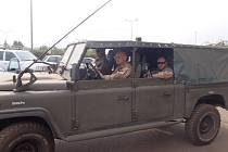 Čeští vojáci dorazili na misi do Mali.