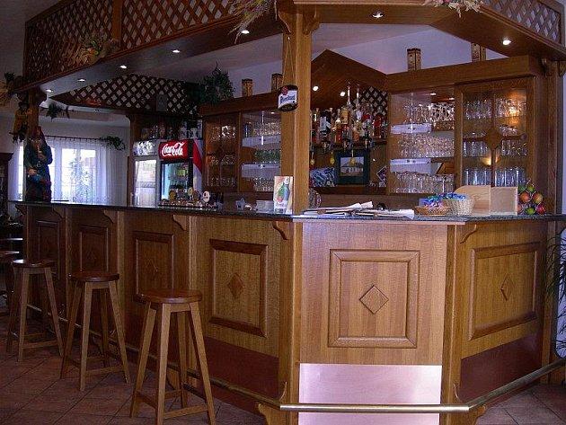 19. Restaurace a penzion U Nováků, Bítovany.