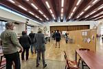 Volby 2021 a referendum v Třemošnici