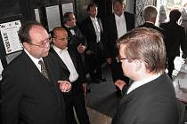 Košumberské léto 2008 zahájil koncert Pardubické filharmonie pod vedením Roberta Montenegra.