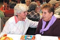 Setkání seniorů v Třemošnici.