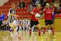 Tomáš Koudelka se výrazně podílel na výhře Chrudimi a postupu do čtvrtfinále poháru.