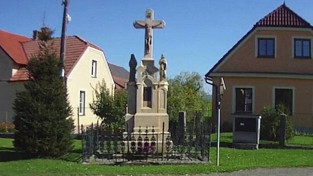 Město Luže.
