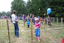 Dětský den v Loučkách 2009.