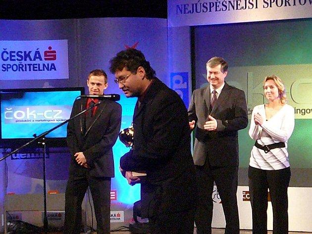 Nejúspěšnější sportovec Chrudimska za rok 2010