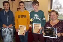 Vítězové zeměpisné soutěže