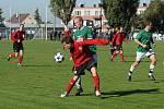Fotbalové utkání dopadlo pro Chrudim dobře. MFK Chrudim – LOKO Vltavín 1:0 (1:0).