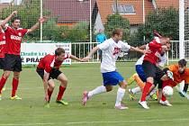 MFK Chrudim proti SK Benátky nad Jizerou