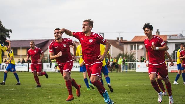 Ladislav Mužík (na snímku) v nové sezoně ukazuje svůj um naplno.