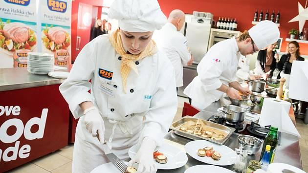 Kuchaři z Chrudimi.