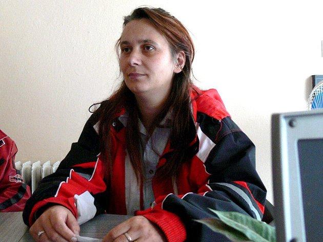 Ilona Kubalíková.