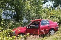 Řidič za volantem bloudil. Místo u kadeřnice málem skončil v Sečské přehradě
