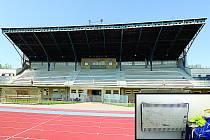 Vytápění chrudimského stadionu V Průhonech se má v souvislosti s jeho rekonstrukcí změnit na horkovodní.