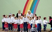 Mateřinka v Pokřikově slavila 45. výročí