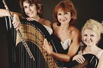 Hudební trio Musica dolce vita.