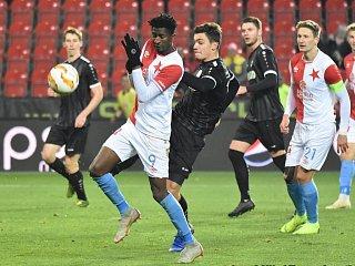 Fotbalový MOL Cup: SK Slavia Praha - MFK Chrudim.