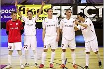 Ze třetího utkání finálové série: Era-Pack doma prohrál s Balticflorou 4:5.
