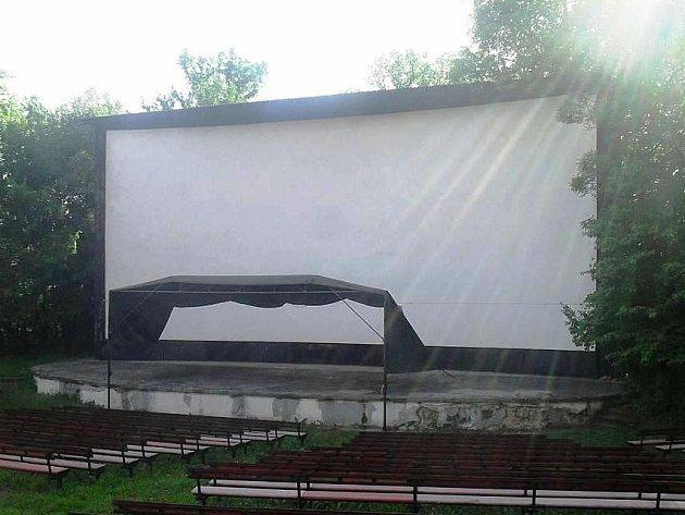 CHRUDIMSKÉ letní kino brzy zaplní diváci.