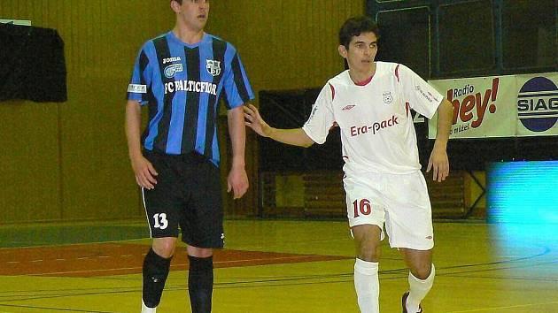 Era-Pack Chrudim porazil v dalším kole Jetbull Futsal ligy Balticfloru Teplice 7:0.