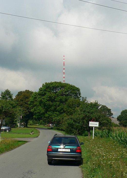Vysílač Krásné