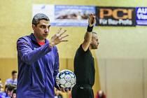 Připraveni! Svěřence trenéra Felipe Condeho čeká nejdůležitější zápas o postup mezi osm nejlepších týmů Evropy.