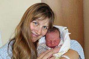 Miminka z chrudimské porodnice 23. září