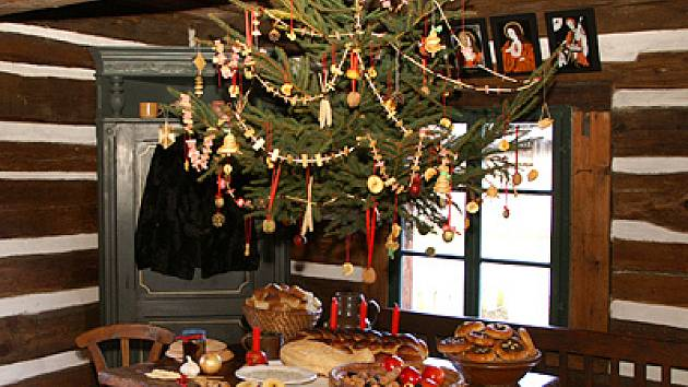 Hlinecký Betlém vánoční.
