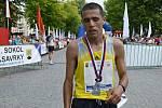 Vítězem 39. CKP Ceny Nasavrky, Eurobit AVE půlmaraton Ležáky se stal Maročan Said Azouzi.
