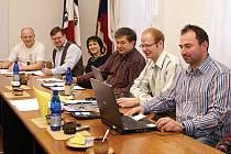 Jednání o destinační agentuře cestovního ruchu.