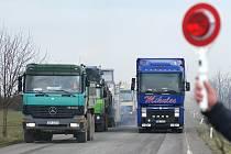 Silnice I17 mezi Chrudimí a Hrochovým Týncem bude uzavřena kvůli opravám,
