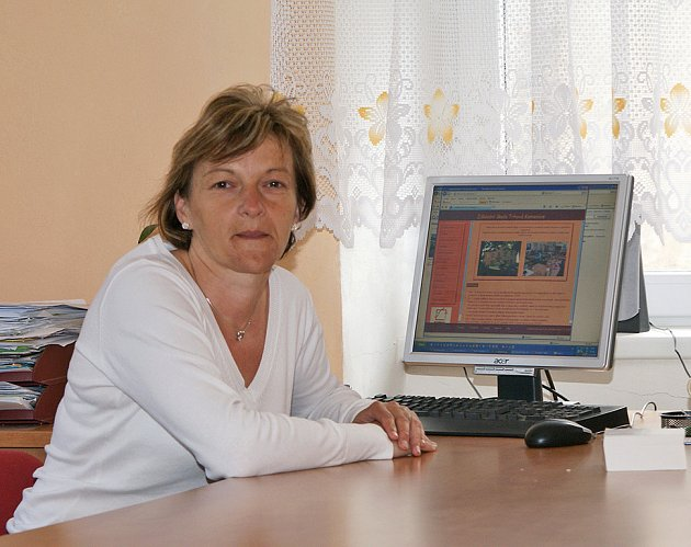 Ze Základní školy v Trhové Kamenici.