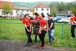 Sbor dobrovolných hasičů v Třemošnici zahájil oslavy 100. výročí svého založení odstartováním ligové soutěže.
