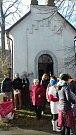 Kaplička ve Vranově