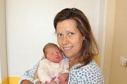 ADÉLA VÁŇOVÁ. Zprvorozené dcery se radují Denisa a Jan ze Svinčan. Na svět přišla 21.8. v 0:59 s váhou 3,41 kg.