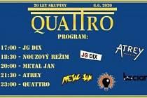 20 let skupiny Quattro