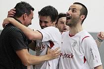 Futsalisté Era-Packu Chrudim vybojovali již sedmý titul mistra republiky.