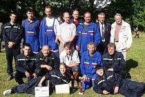 Sbor dobrovolných hasičů Lány.