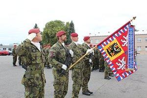 Návštěva generála Opaty v Chrudimi