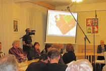 Zastupitelé Hlinska jednali o změně územního plánu.