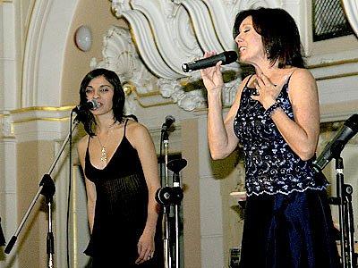 Koncert Marie Rottrové v Muzeu.