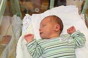 VOJTĚCH VYČICHL (3,6 kg a 51 cm) je prvním potomkem Marianne a Jaroslava z Hlinska. Na své rodiče poprvé pohlédl 11.1. ve 12:09.