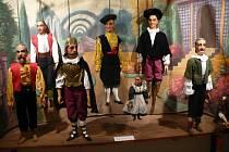 Muzeum loutkářských kultur se otevřelo po rekonstrukci.