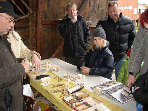 O víkendu zakončí vánoční výstavu na Veselém Kopci i letošní návštěvnickou sezónu Předvánočním jarmarkem.