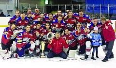 Vítězové Poháru Vladimíra Martince – hokejisté HC Hlinska. Ve finálové sérii o svém vítězství rozhodli již po dvou utkáních, když svému soupeři z Chotěboře nedali nejmenší šanci. První duel po boji ovládli 3:2, ve druhém zvítězili 3:0.